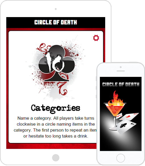 Of trinkspiel circle death Circle of