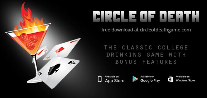 Of trinkspiel circle death Kings Cup
